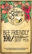THE LONDON BEE COMPANY 100% Bee Friendly Wildflower Seeds