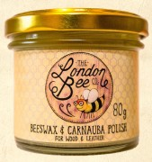 Non Toxic Beeswax & Carnauba Polish front (Large) 2 (Large)